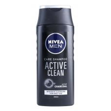 Nivea Men Active Clean Shower Gel Active Charcoal 250ml