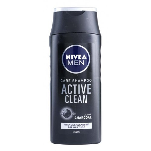 Nivea Men Active Clean Shower Gel Active Charcoal 250ml