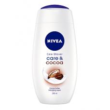 Nivea Shower Cream indulgent moisture cocoa 250ml