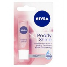 Nivea Pearly Shine Caring Lip Balm 5ml