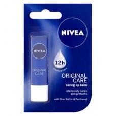 Nivea Original Care Caring Lip Balm 5ml