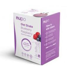 Nupo Diet Shake - Blueberry Raspberry