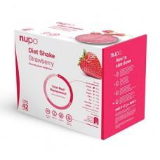 Nupo Diet Shake Strawberry Value Pack