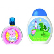 Peppa Pig Set Edt 100ml + Shower Gel 300ml