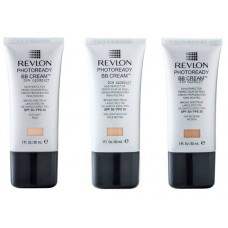 Revlon PhotoReady BB Cream Skin Perfector SPF 30  (3 Shades)