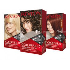 Revlon ColorSilk Hair Color (8shades)