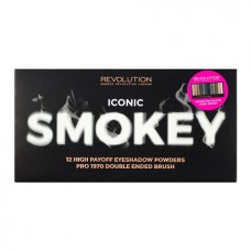 Revolution Iconic Smokey Palette