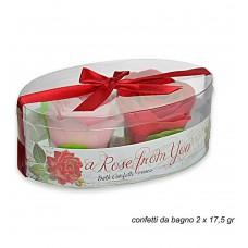 Bath Confetti Roses