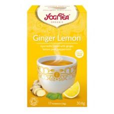 Yogi Tea Organic Ginger Lemon