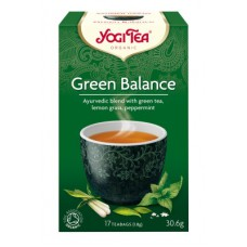Yogi Tea Organic Green Balance