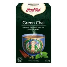 Yogi Tea Organic Green Chai