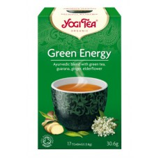 Yogi Tea Organic Green Energy