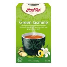 Yogi Tea Organic Green Jasmine