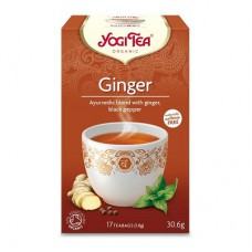 Yogi Tea Organic Ginger
