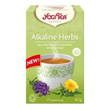 Yogi Tea Organic Alkaline Herbs